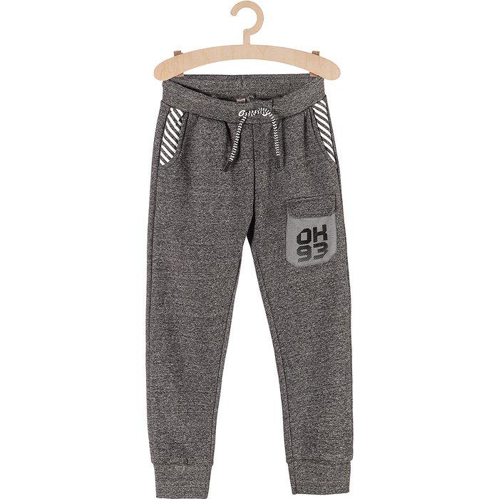 Spodnie chłopięce dresowe 2M3720