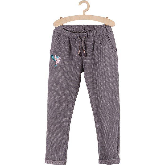 Spodnie dziewczęce dresowe 3M3721