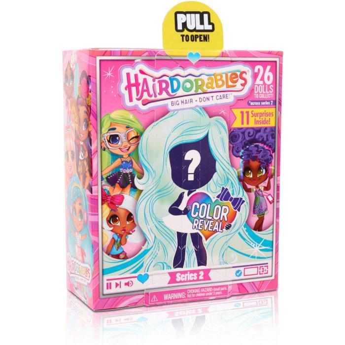 Hairdorables zestaw kreatywny 3Y37JY