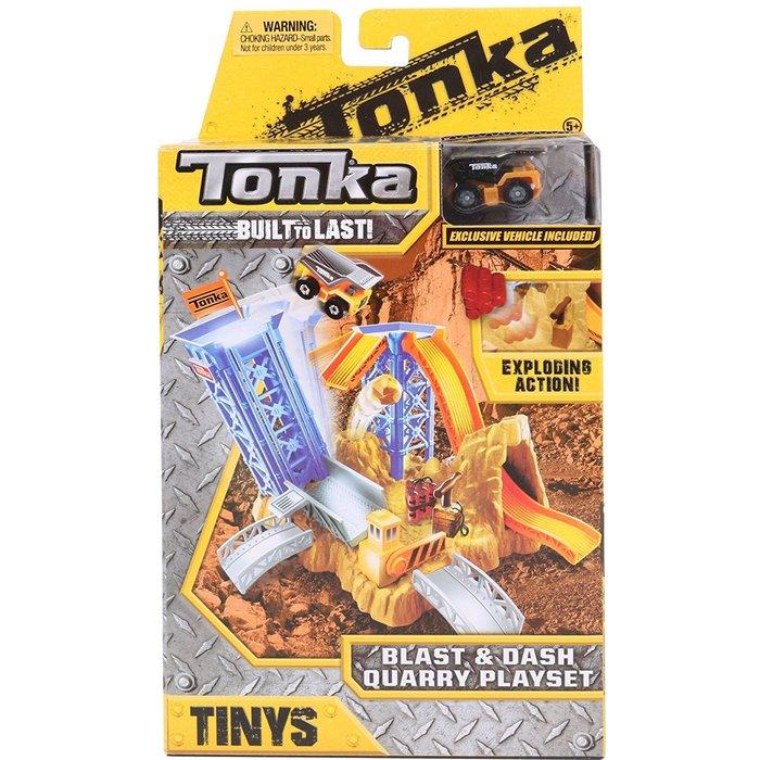 Zestaw Tonka Tinys1Y34HH