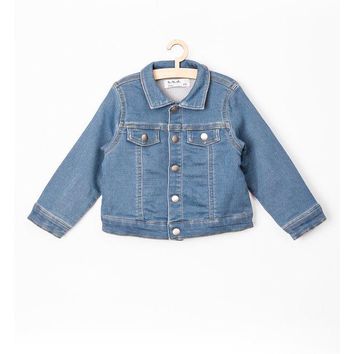 Kurtka niemowlęca jeansowa 5E3801