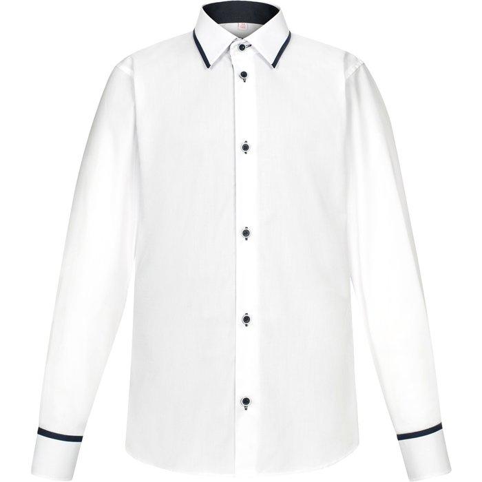 Koszula chłopięca długi rękaw 1J33A1