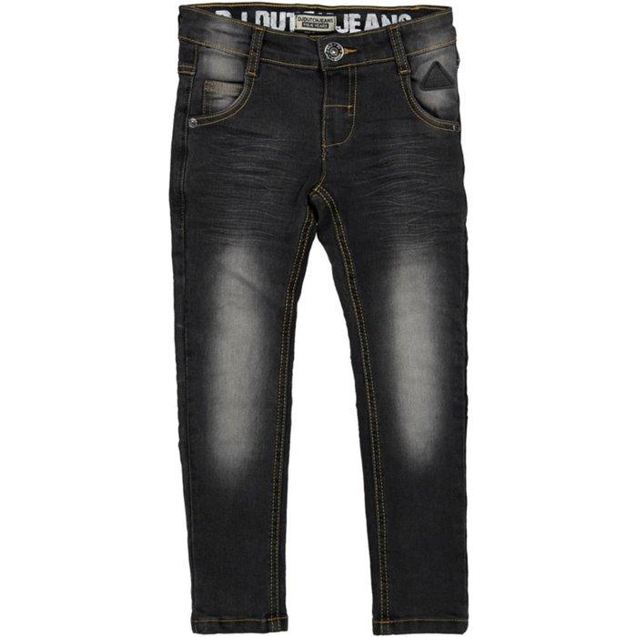Spodnie chłopięce z przetarciami 2L35A2