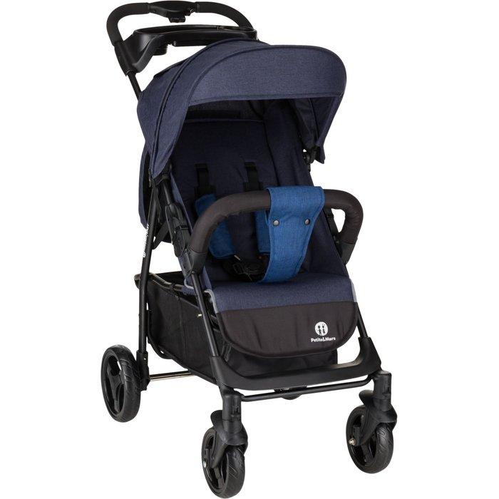 Wózek Easy Midnight Blue 5Y36N2