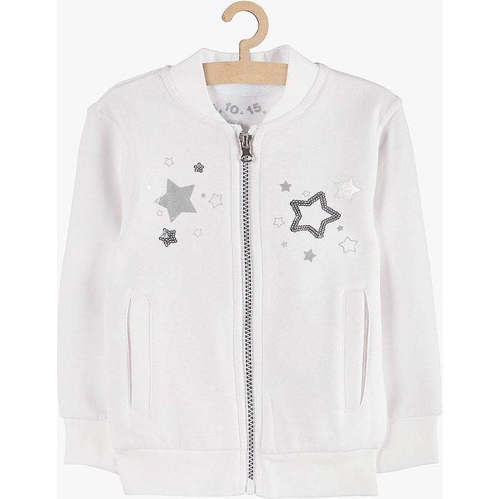 Bluza rozpinana dresowa 3F3712