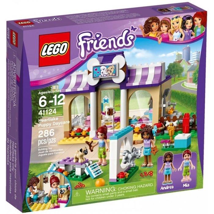 Klocki Lego Friends Przedszkole dla szczeniąt