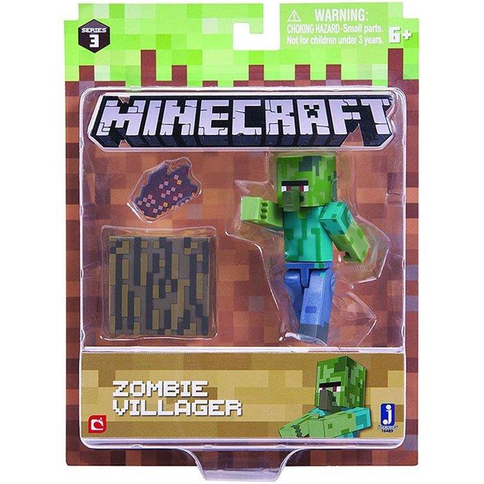Figurka Zombie Villager Minecraft 1Y36OI