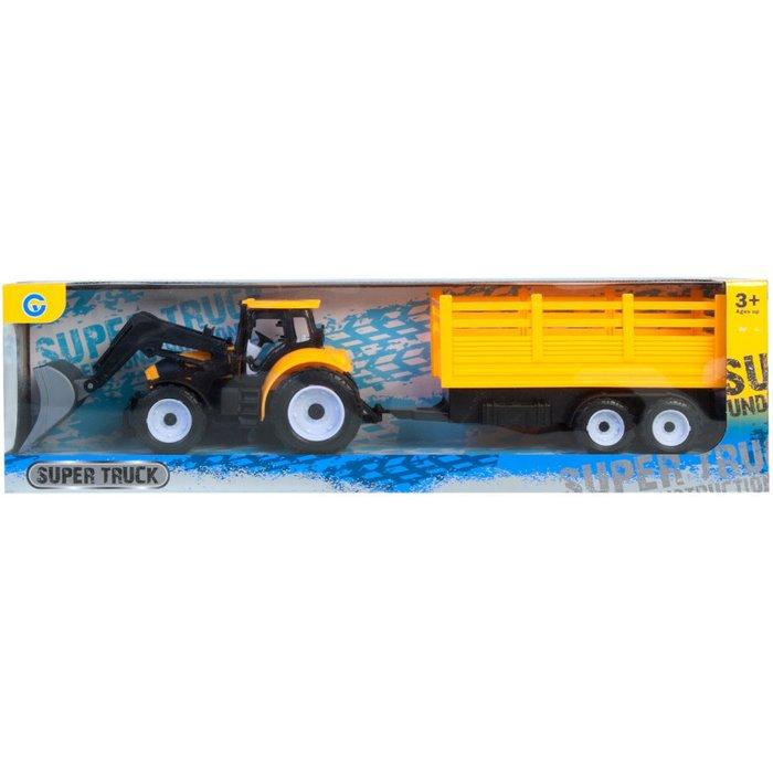Traktor+ przyczepa 1Y35CI