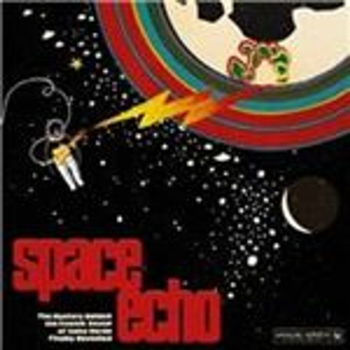 Space Echo - The Mystery Behind The Cosmic Sound Of Cabo Verde