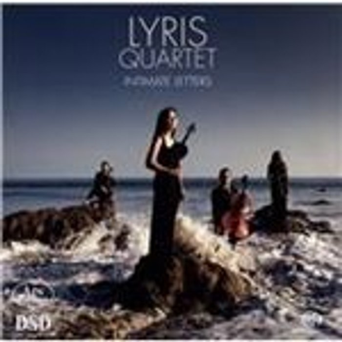 Intimate Letters - String Quartets
