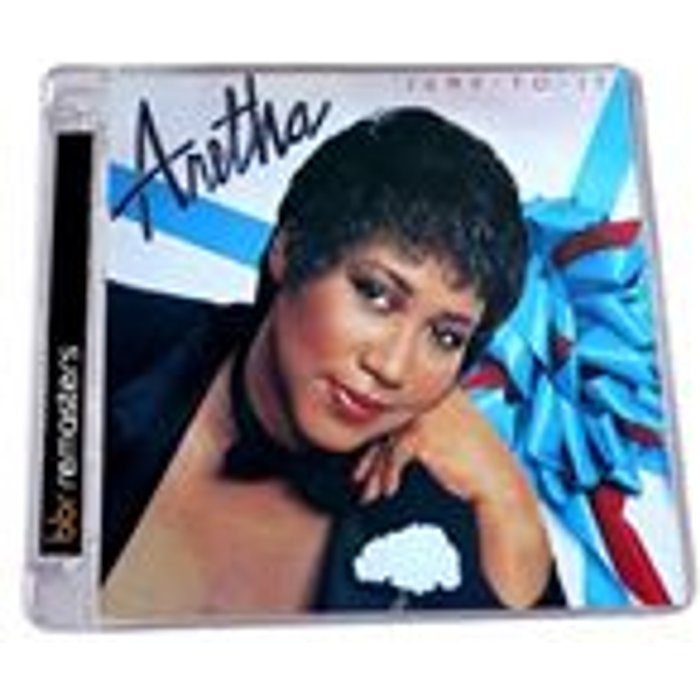 Aretha Franklin Jump to It New CD