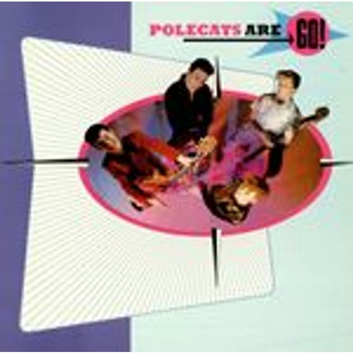 Polecats Are Go New CD