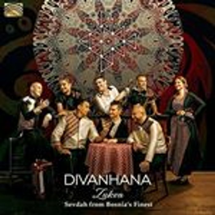 Divanhana Zukva: Sevdah from Bosnia's Finest New CD