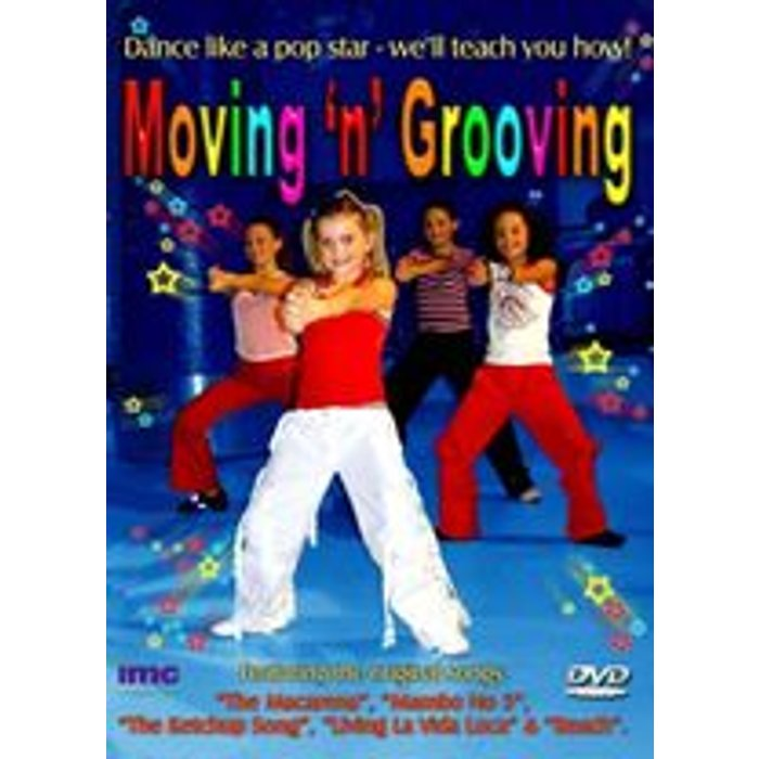 Lucy Knight Moving 'n' Grooving New  DVD