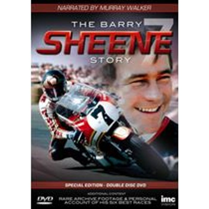 Barry Sheene Barry Sheene Story Special Edition Double DVD