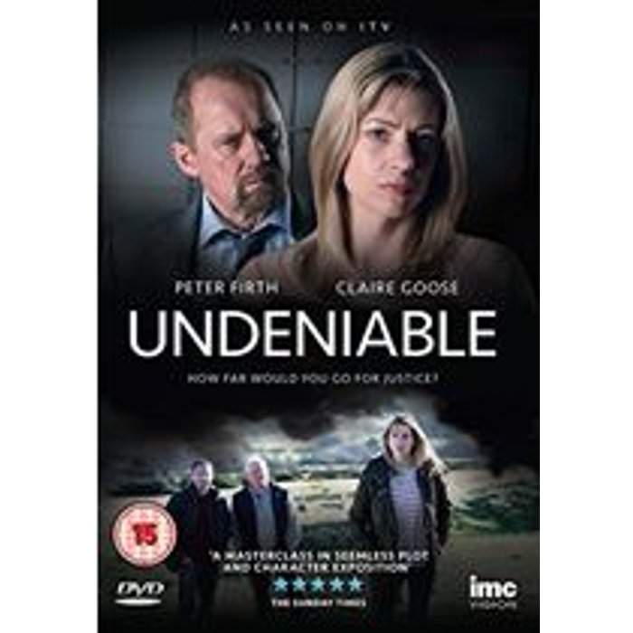 Peter Firth Undeniable New  DVD