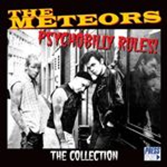 The Meteors Psychobilly Rules: the Collection New CD