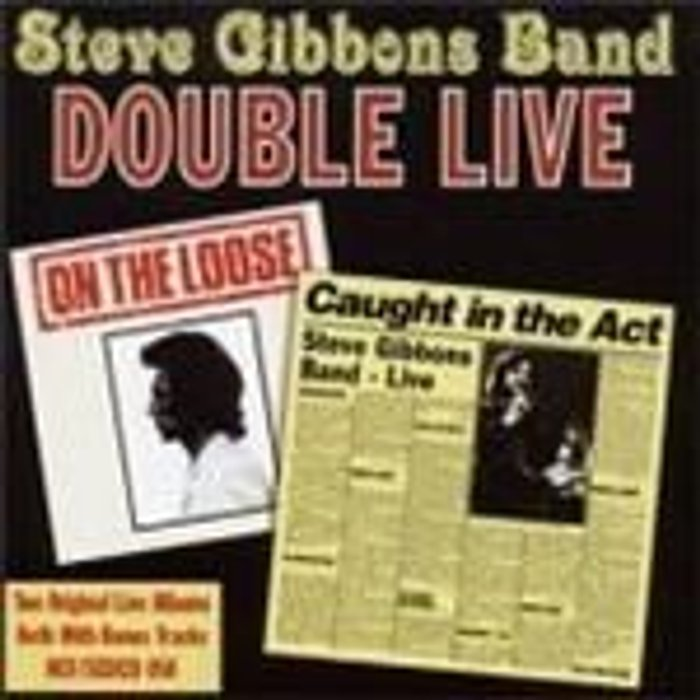 Double Live: Caught in the Act/on the Loose New CD