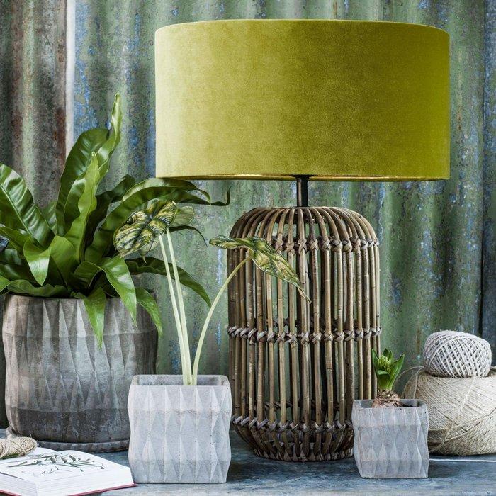 Sonja Rattan Table Lamp