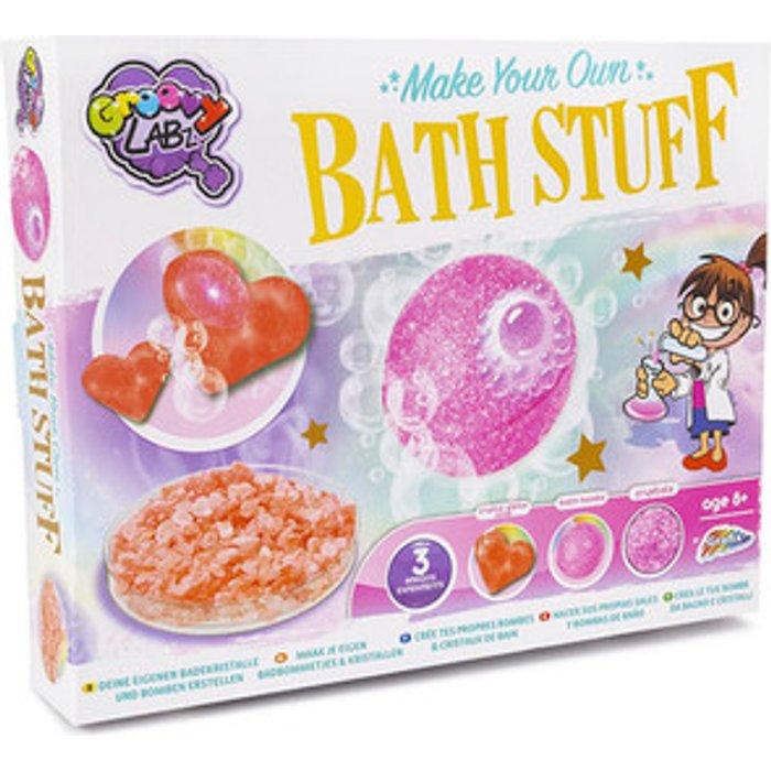 Groovy Labz Make Your Own Bath Stuff