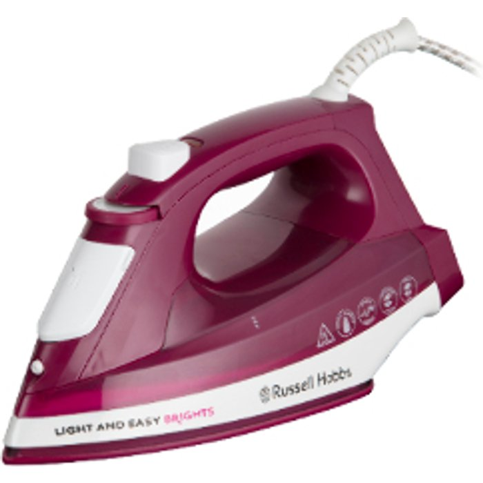 Russell Hobbs Russell Hobbs Light & Easy Brights Iron - Mulberry