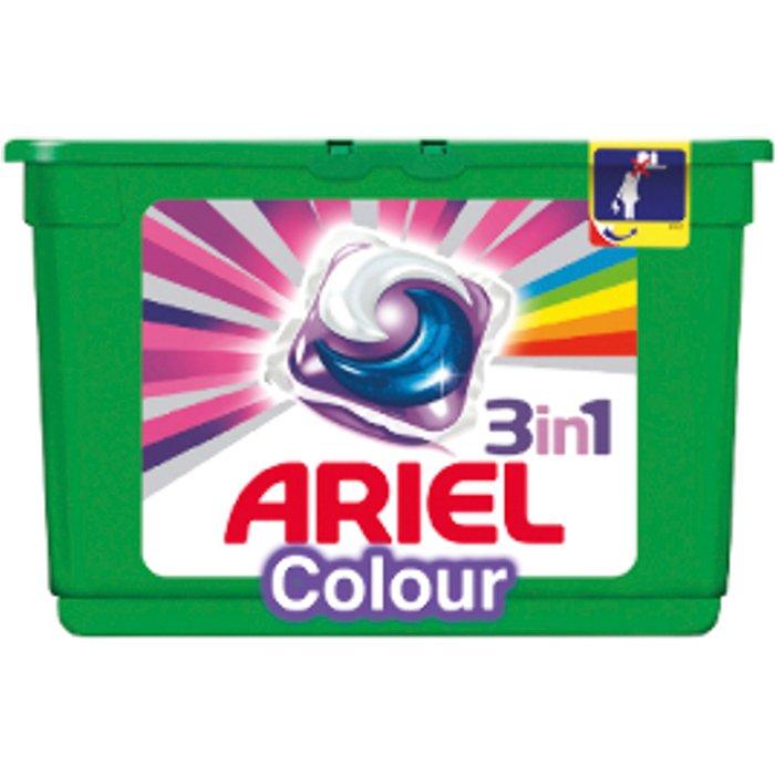Ariel Ariel 3-in-1 Colour & Style Pods