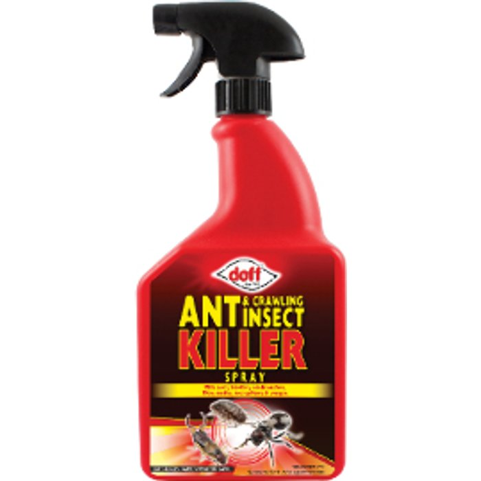 Doff Ant And Crawling Insect Killer Spray