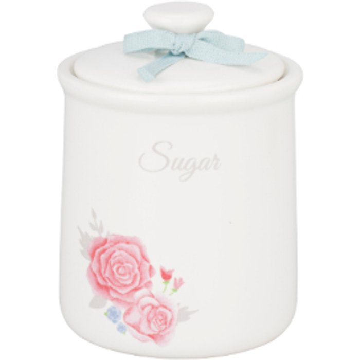 The Range Victoria Rose Sugar Canister