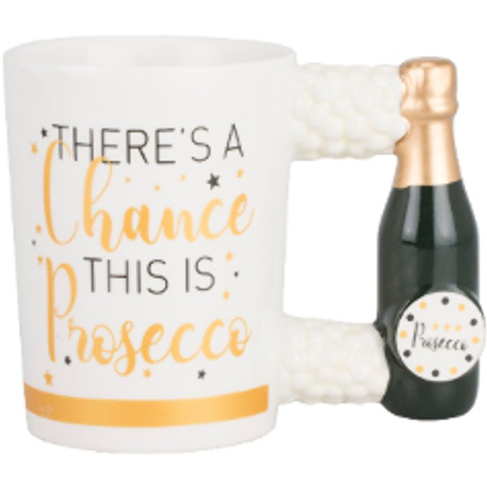 The Range Theres a Chance This is Prosecco Mug