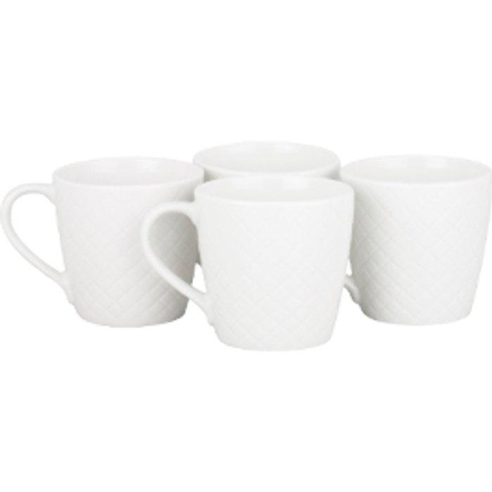 Eaton Dining Sia Four Piece Mug Set