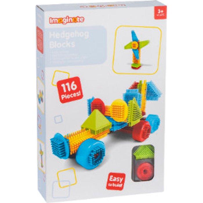 The Range 116 piece Hedgehog Blocks