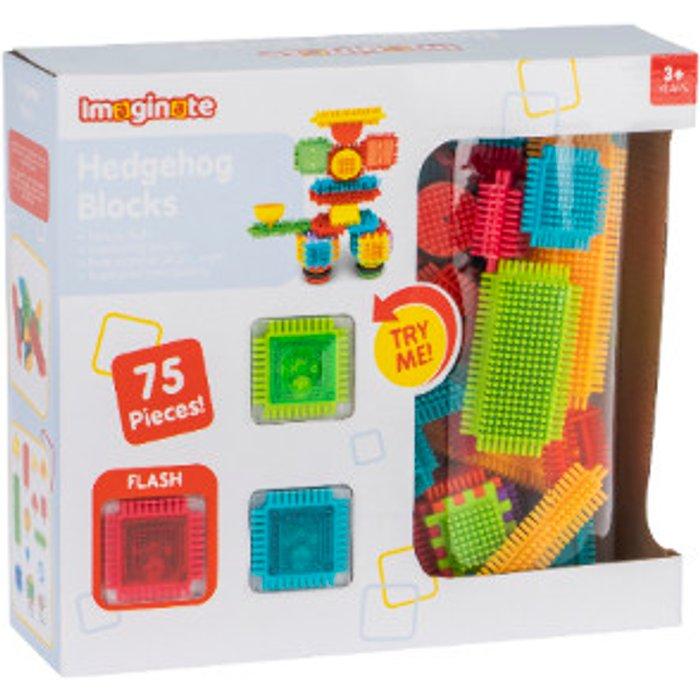Imaginate 75 Piece Hedgehog Blocks