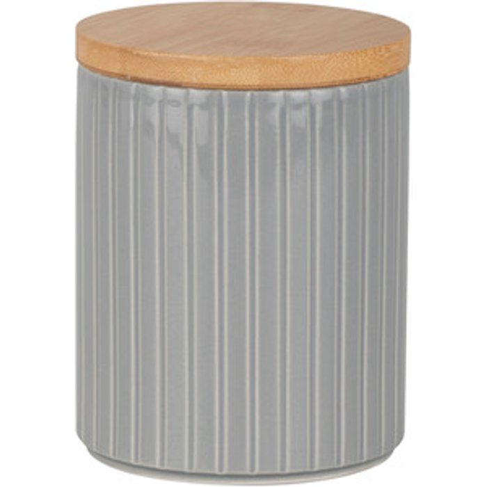 The Range Adorn Ribbed Canister
