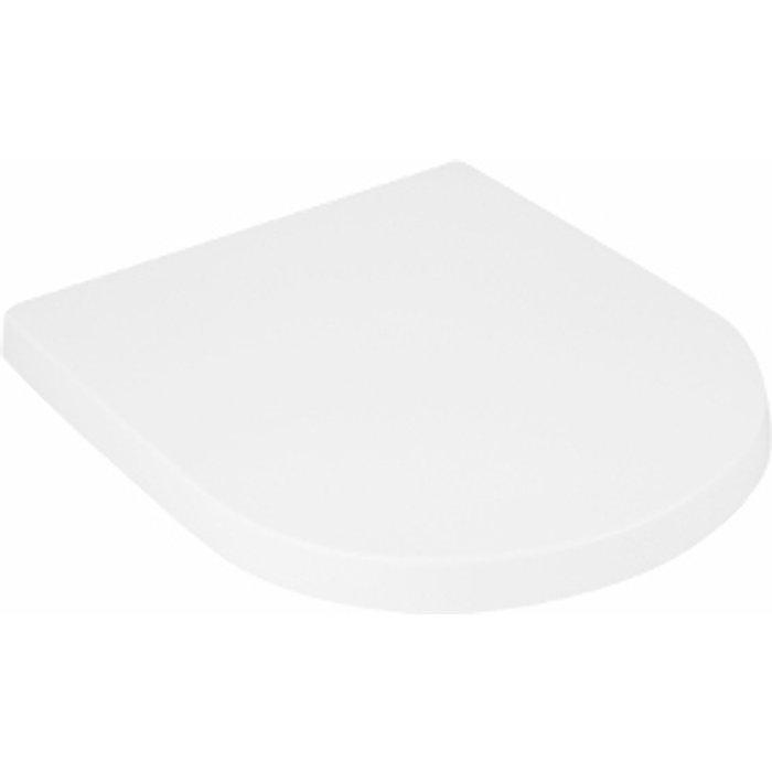 The Range Chelsea White Duroplast Toilet Seat - White