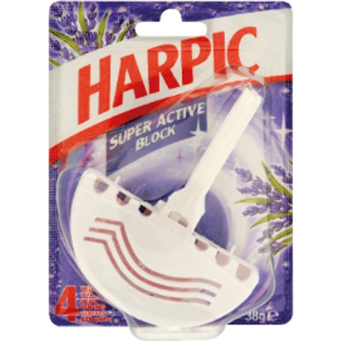 Harpic Harpic Super Active Freshness Block