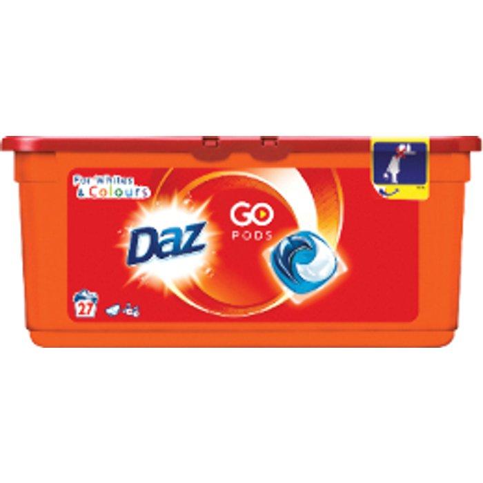 Daz Daz Pack Of 27 Go Pods