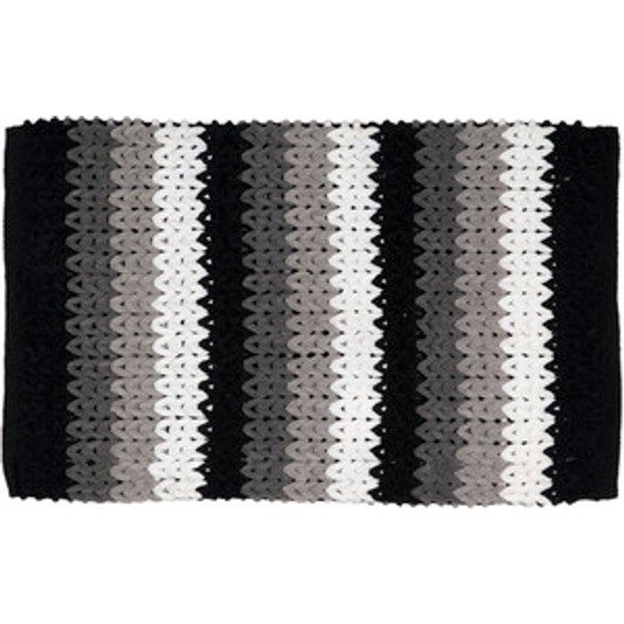 The Range Monoochrome Weave Bath Mat