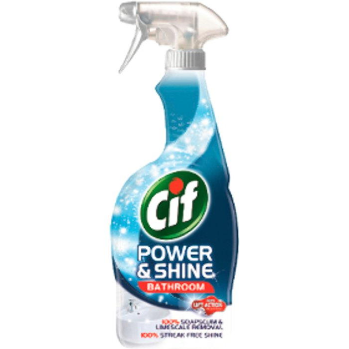Cif Cif Power & Shine Bathroom Cleaner