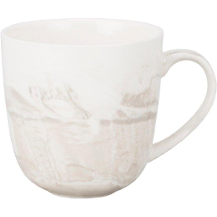 The Range Grey Marble Mug