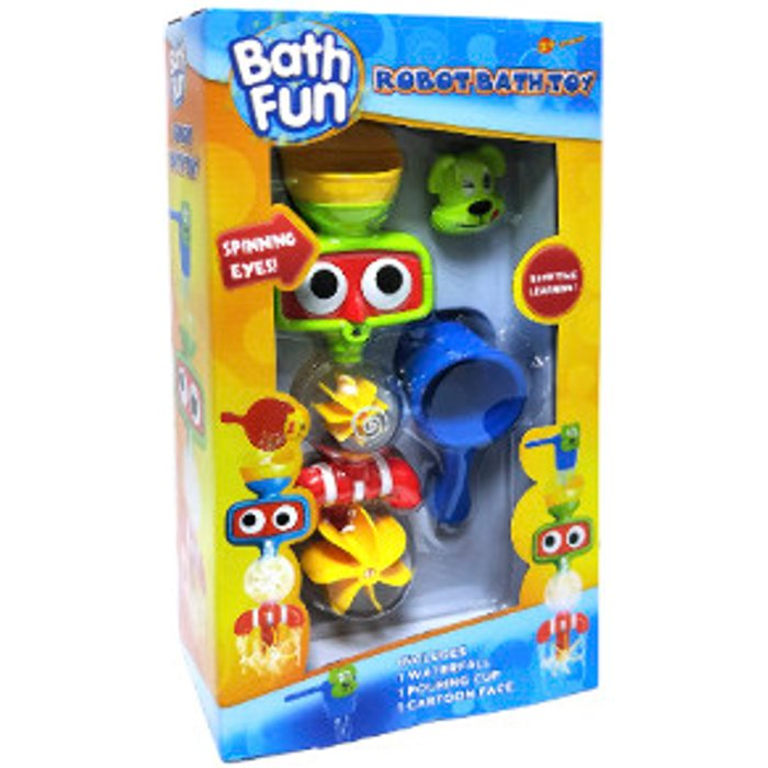 The Range Robot Bath Toy