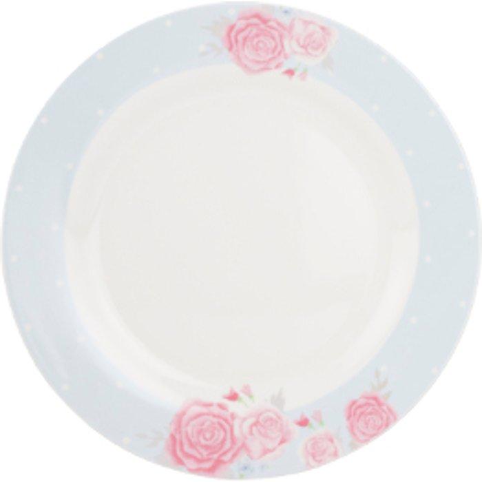 The Range Victoria Rose Dinner Plate