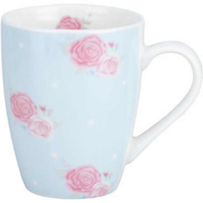 The Range Victoria Rose Mug