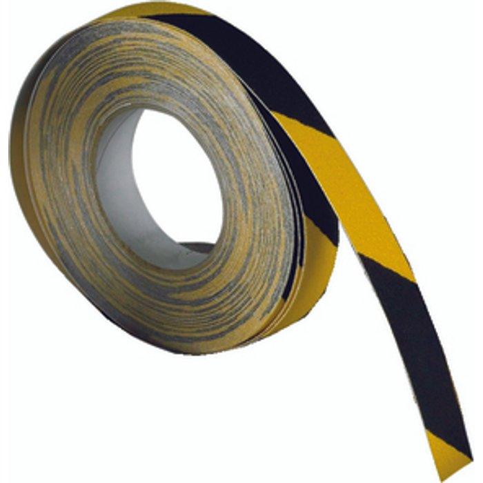 The Range Anti-Slip Tape Black/Yellow  - Black/Yellow
