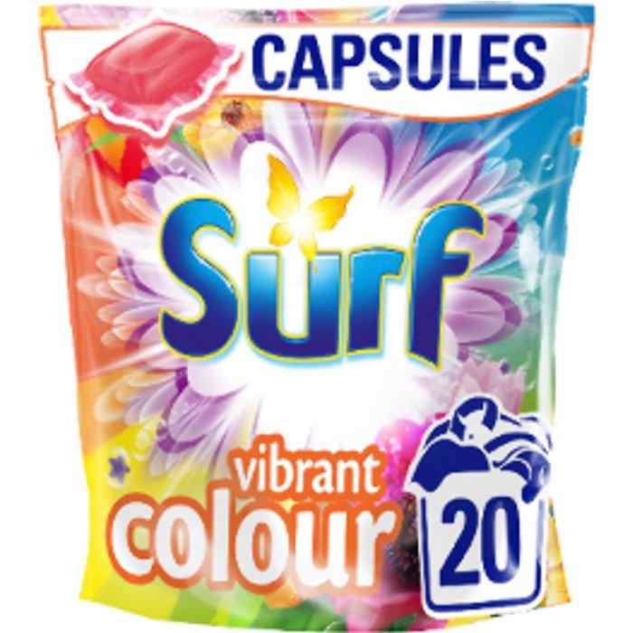 Surf Surf Vibrant Colour Capsules