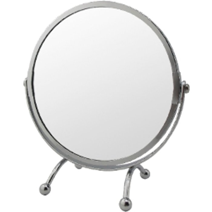 The Range Cosmetic Table Mirror - Silver