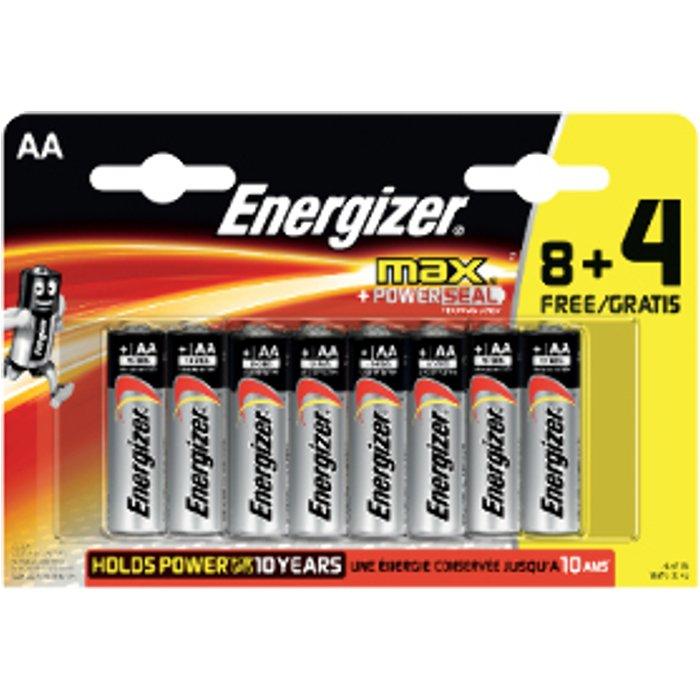 Energizer Energizer Max AA Batteries