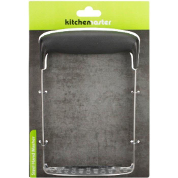 Kitchen Master Kitchen Master Steel Hand Masher