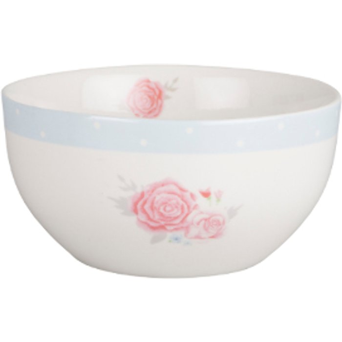 The Range Victoria Rose Rice Bowl