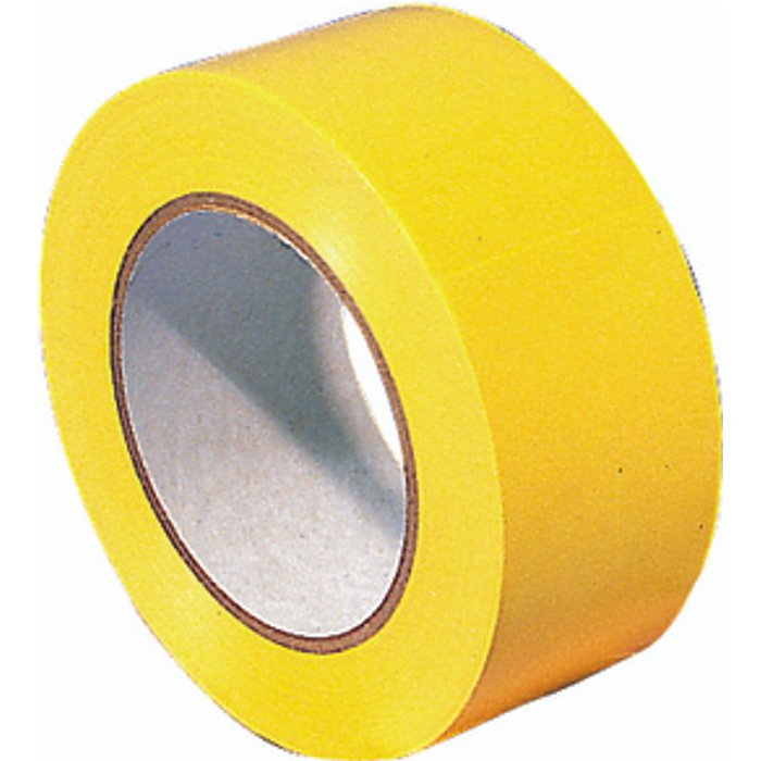 The Range Line Marking Floor Tape - Yellow
