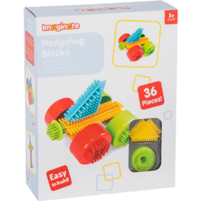 Imaginate Hedgehog Blocks